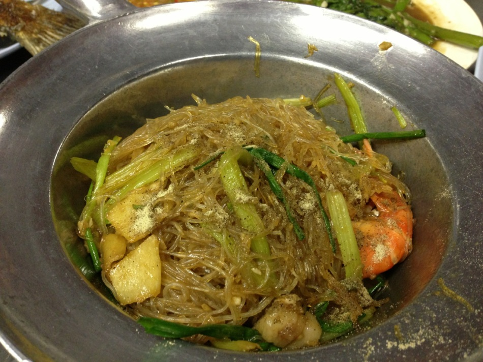 River Prawn with Vermicelli