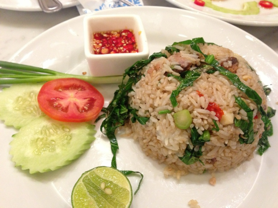 Fried Salted Fish Rice