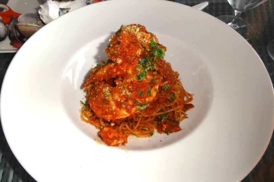 Lobster Angelhair Pasta