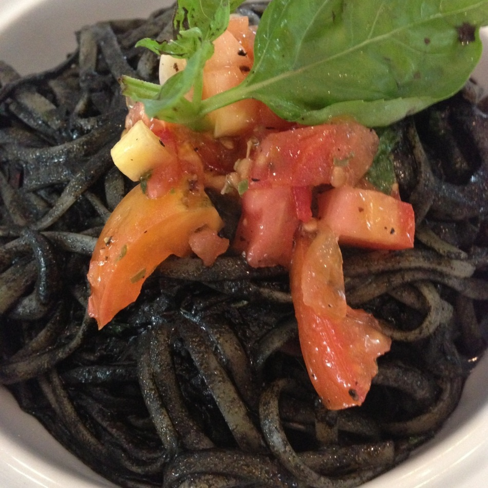 Linguine Al Nero