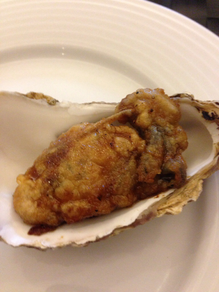 Fried Kaki (Oyster)