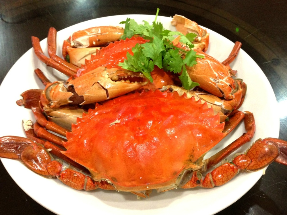 Chilled Crab 凍螃蟹