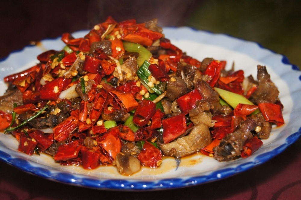 乾燒鷓鴣 Spicy Wok-fried Francolin