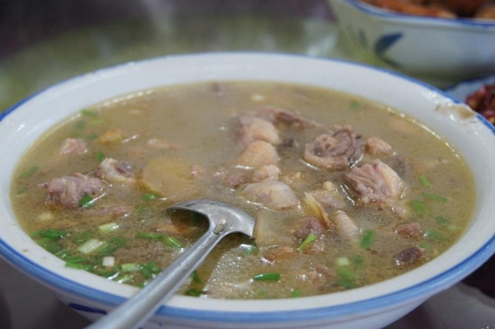 土雞湯 Free-range Chicken Soup