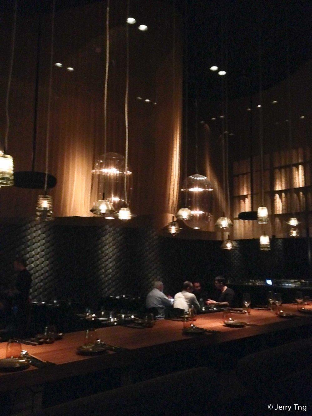 Lounge bar atmosphere