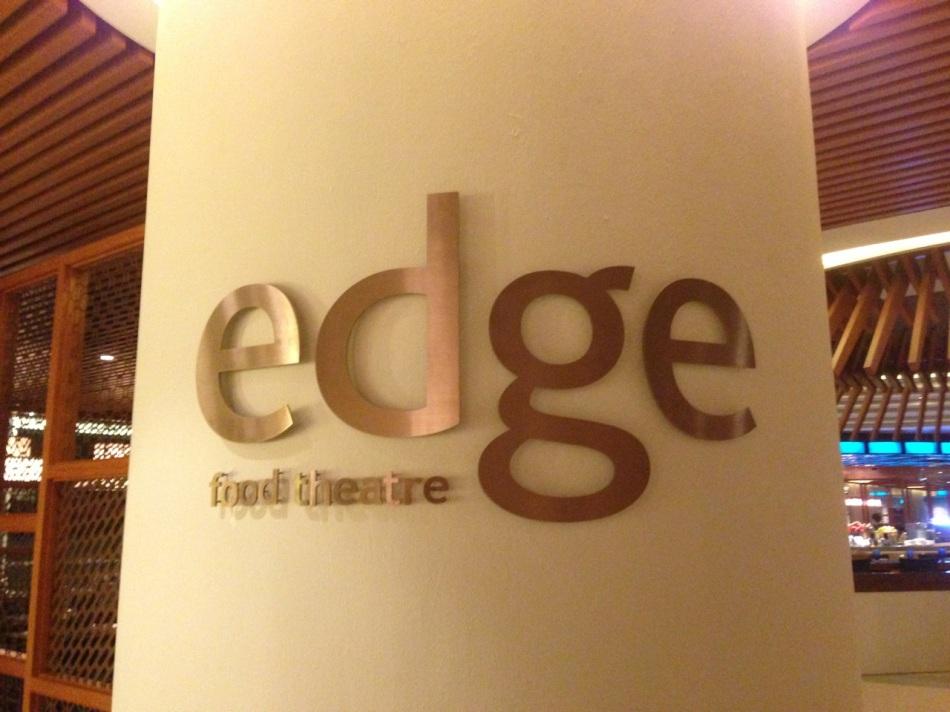 edge - Food Theatre