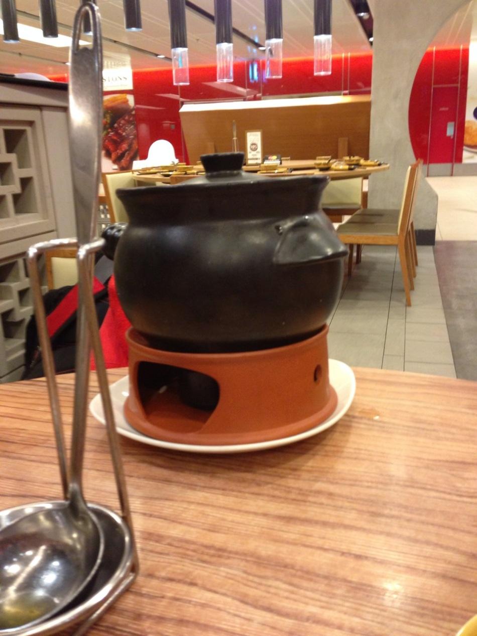 Double boil soup