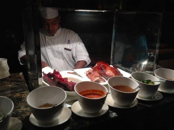 Live station - Chinese roasts