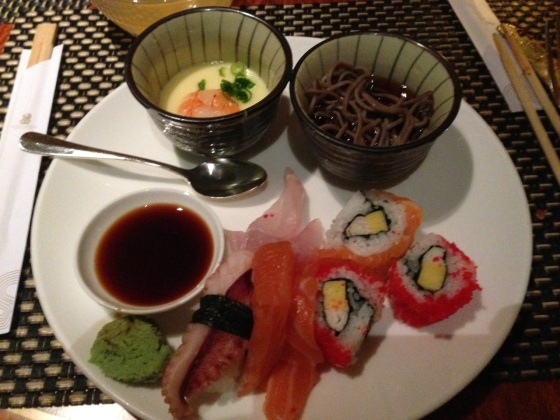 Japanese selection