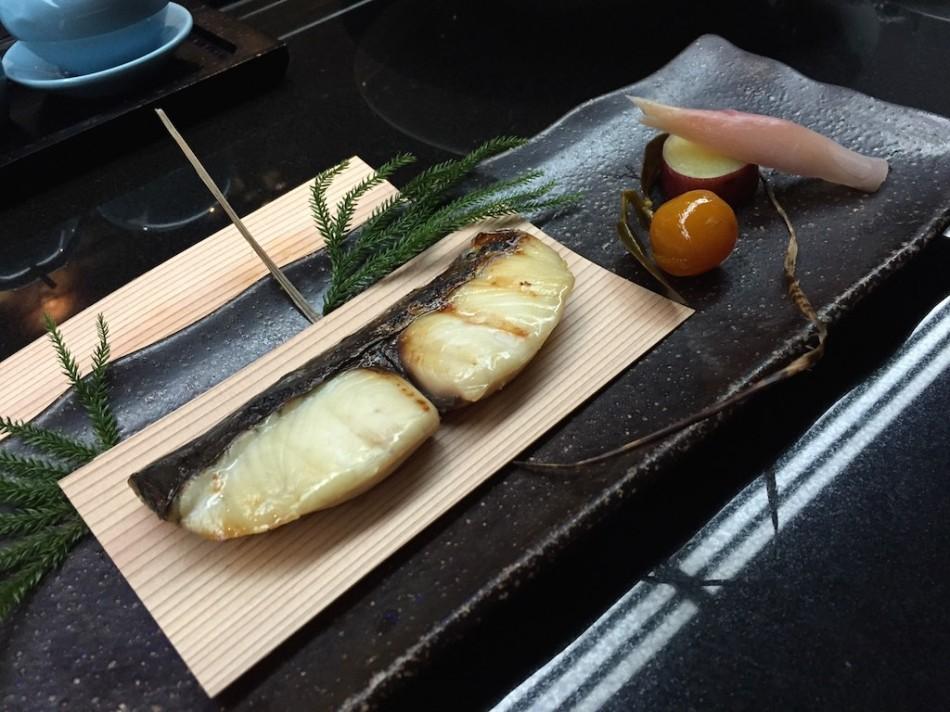 Miso-marinated Spanish Mackerel (Winter Set)