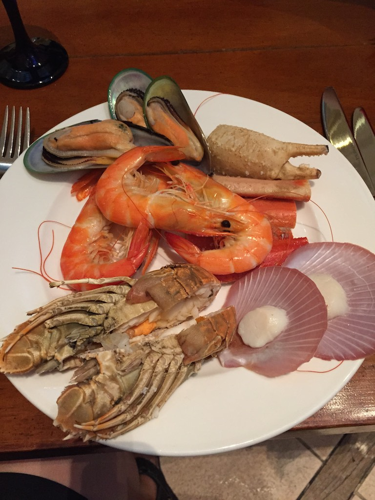 Seafood Selection