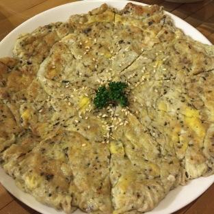 乌龙茶煎蛋 Oolong Tea Omelette