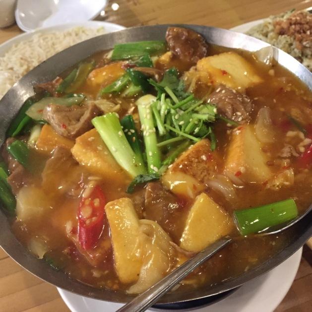 五更肠旺 Spicy Offal Stew