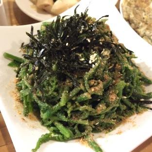凉拌过猫 Vegetable Fern Salad