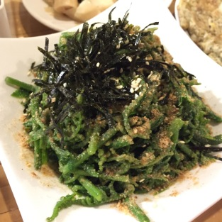 凉拌过猫 Vegetable Fern Salad