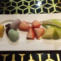 Shizuoka Musk Melon, Ice Mochi Assortment