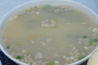 Oyster Porridge 蠔仔柴魚碎肉粥
