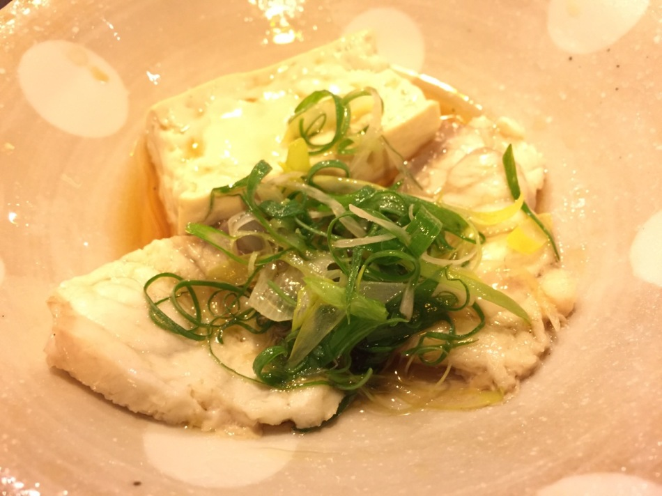 Steamed Giant Grouper with Tofu