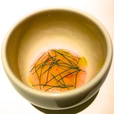 Sea urchin puree