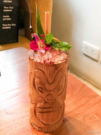 Designer cocktail