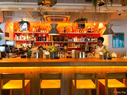 Bar at Hot Potato