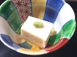 Soft cod roe tofu