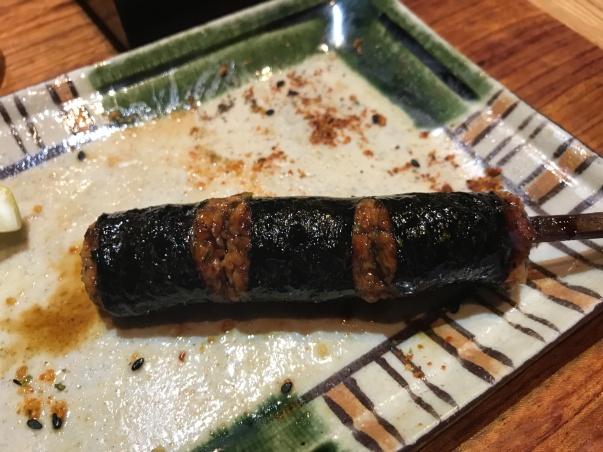 納豆巻き (Natto roll)