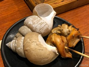 Grilled Akabai