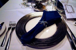 Fancy tableware