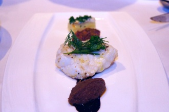 Roasted Monkfish