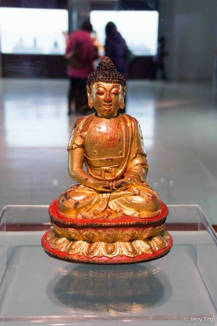 Wooden Buddha, Liao Dynasty