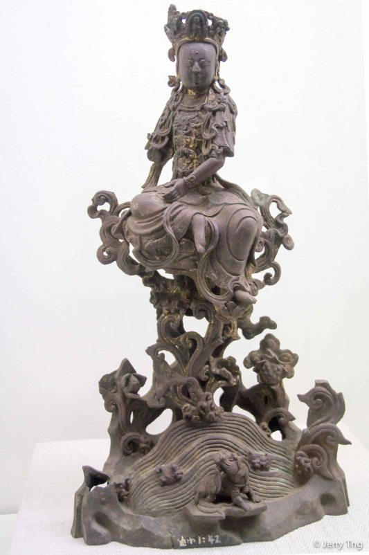 Guanyin, Qing Dynasty