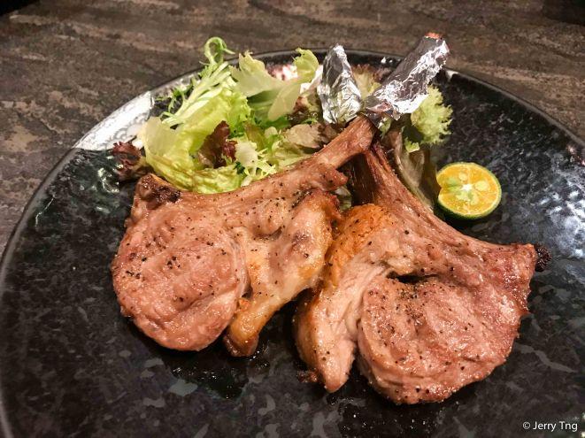 NZ Lamb Chops