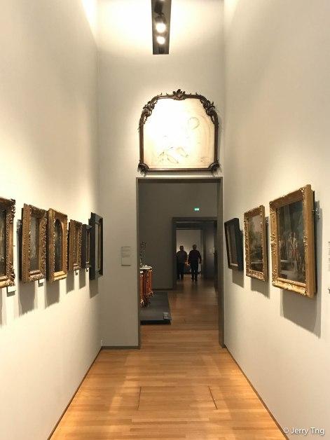 Romanticism Corridor