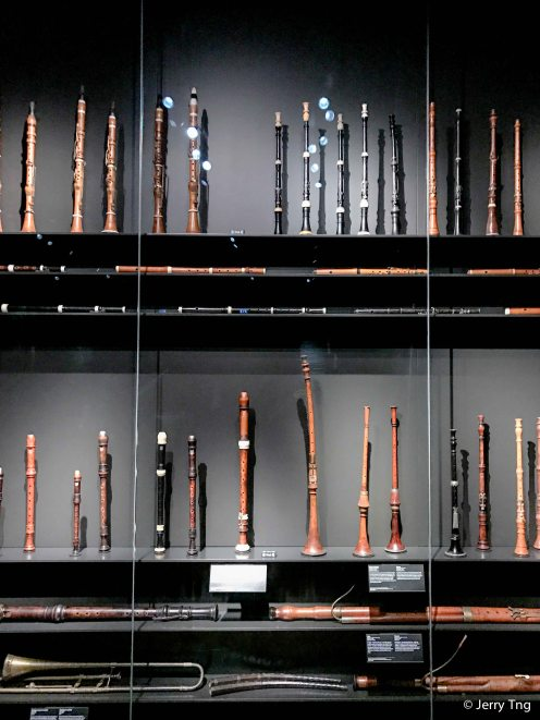 Ancient Oboes
