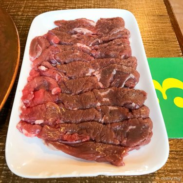 Lamb fillet 手切鲜羊肉