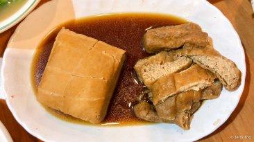 Tofu and Taupok