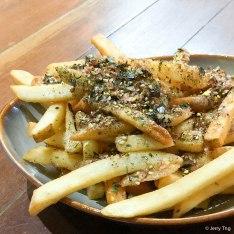 Truffle Fries with Furikake