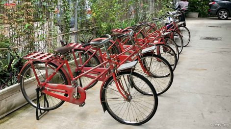 Bicycle theme