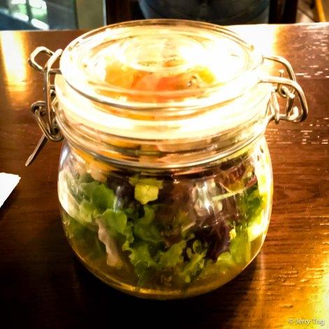 Special Shaker Salad 摇晃你的灵魂
