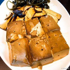 三拼滷味(海帶 豆乾 豆腐)