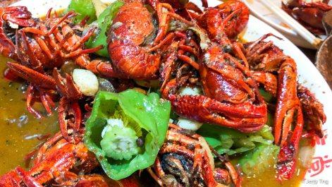 传统十三香龙虾