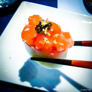 三文魚魚子