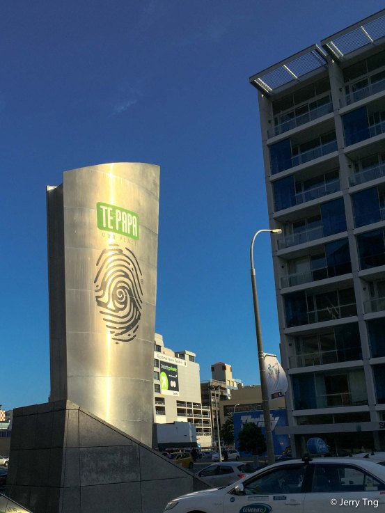 Te Papa - Our Place