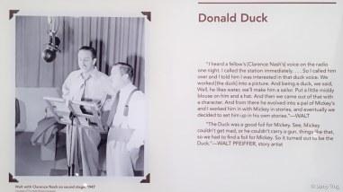 Donald's original voice