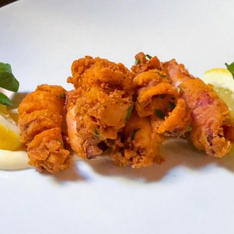 Salt 'n' pepper calamari