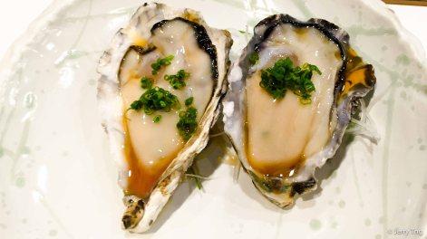 Hokkaido oysters