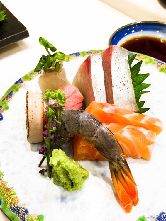 Ala carte Sashimi