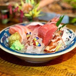 Salmon, Otoro, Japanese shrimps