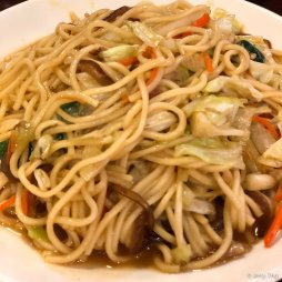 Fried noodles 炒面
